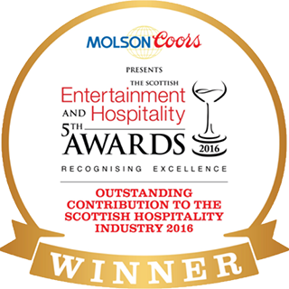 Entertainment and Hospitality Award Winner